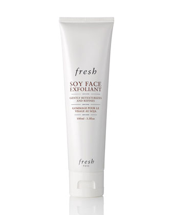 Soy Face Exfoliant Natural Microderm
