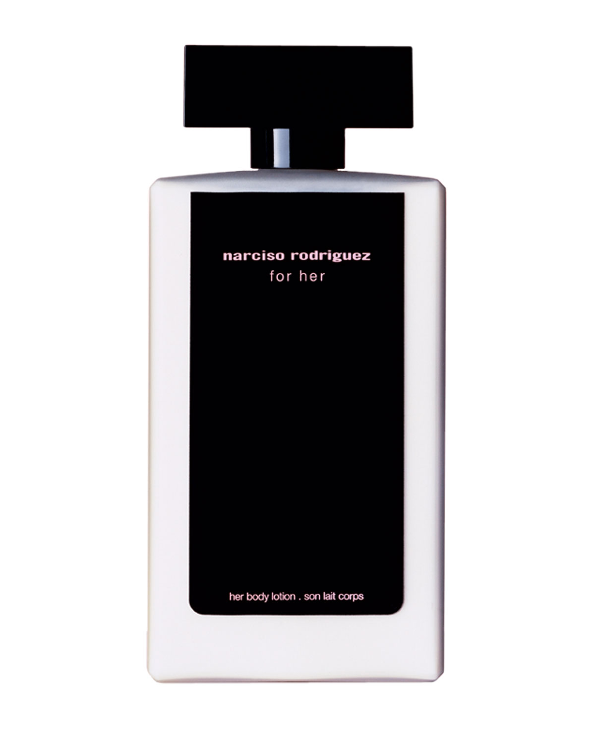 For Her Body Lotion - Narciso Rodriguez