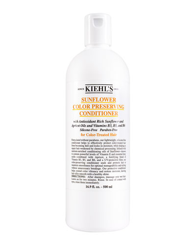 Kiehl's Since 1851 Sunflower Oil Color-Preserving Conditioner, 16.9 oz.