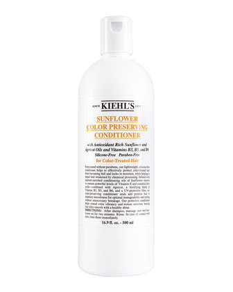 Sunflower Oil Color-Preserving Conditioner
