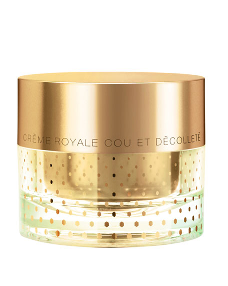 Creme Royale Neck and Decollete