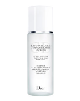 Dior Beauty Instant Cleansing Water