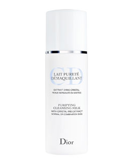 Dior Beauty Purifying Cleansing Milk