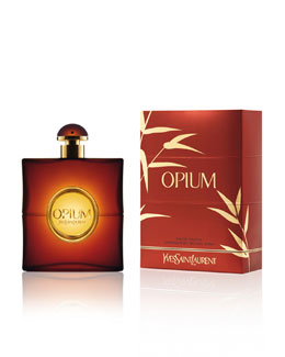 Yves Saint Laurent Opium Eau de Toilette, 3.0 oz.