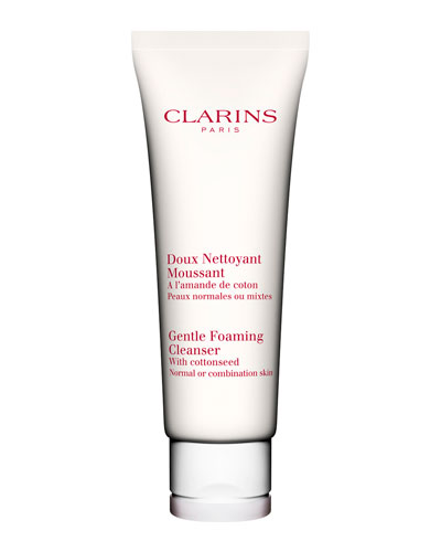 Clarins Gentle Foaming Cleanser, Normal/Combination Skin