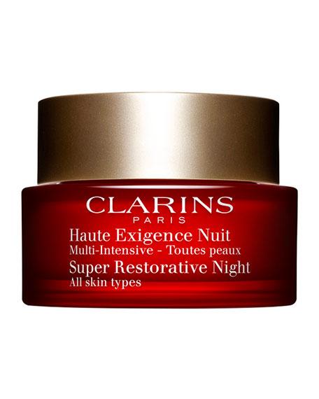 Clarins Super Restorative Night Cream – All Skin