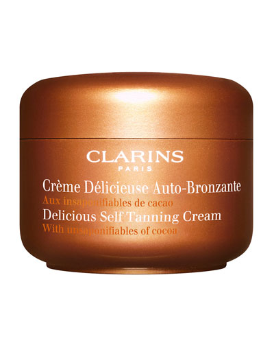 Clarins Delicious Self-Tanning Cream