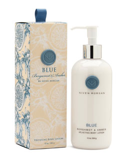 Niven Morgan Blue Body Lotion