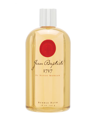 Jean Baptiste 1717 Bubble Bath, 18 oz.