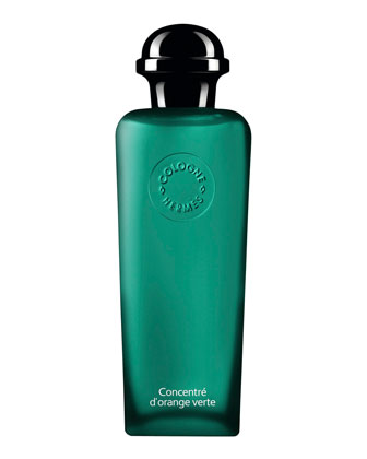 Herm??s Concentr?? d'orange verte ?? Eau de toilette natural spray, 3.3 oz ...