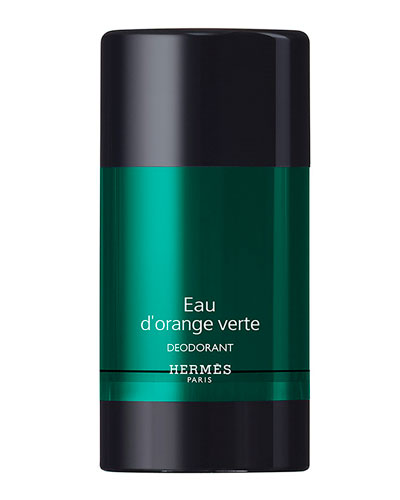 Hermes Eau d'orange verte  –  Deodorant stick alcohol-free, 2.6 oz
