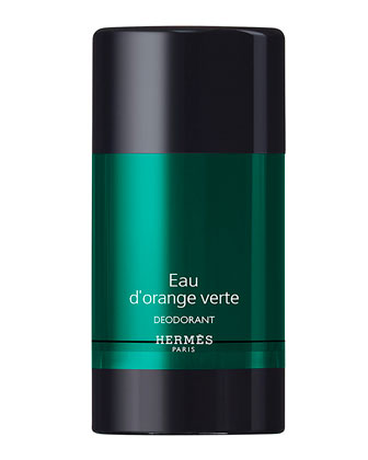 Herm??s Eau d'orange verte ?? Deodorant stick alcohol-free, 2.6 oz