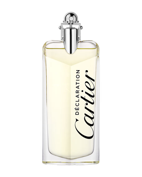 Cartier Declaration Eau de Toilette, 3.3 oz.