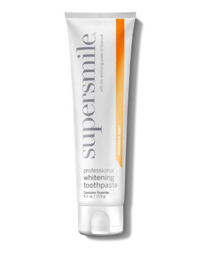 Whitening Toothpaste  Mandarin Mint