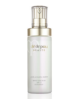 Cl? de Peau Beaut? Gentle Protective Emulsion SPF 22