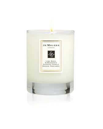 Lime Basil & Mandarin Travel Candle, 2.1 oz.