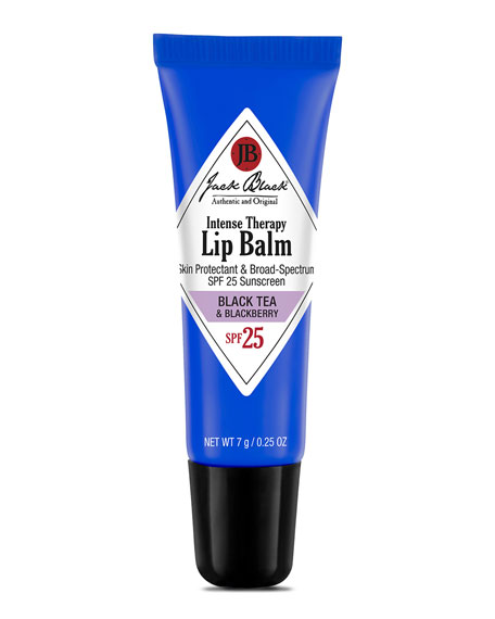 Black Tea and Blackberry Lip Balm, 0.25 oz.