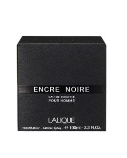 Lalique Encre Noire Pour Homme Eau de Toilette, 100mL