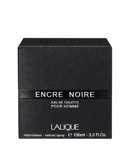 Encre Noire Pour Homme Eau de Toilette, 100mL