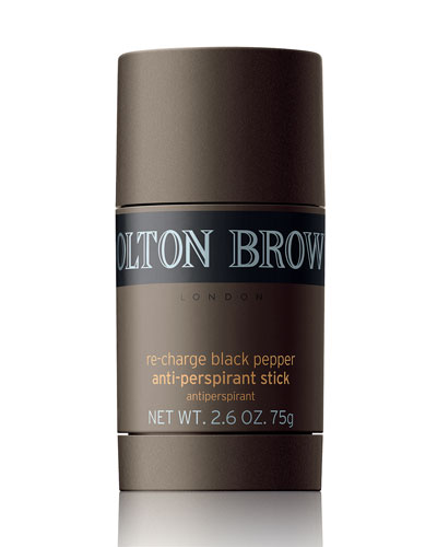 Black Pepper Anti-Perspirant Stick