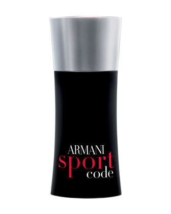 Armani Sport Code Eau de Toilette Spray, 50mL