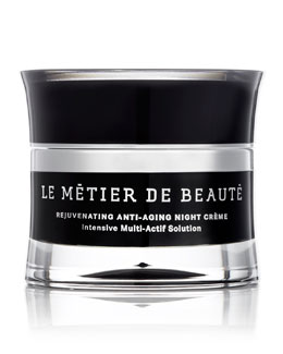 Le Metier de Beaute Rejuvenating Anti-Aging Night Creme