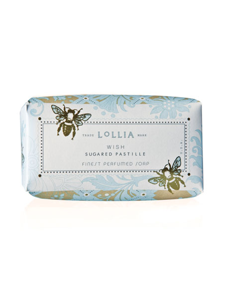 LolliaWish Shea Butter Soap