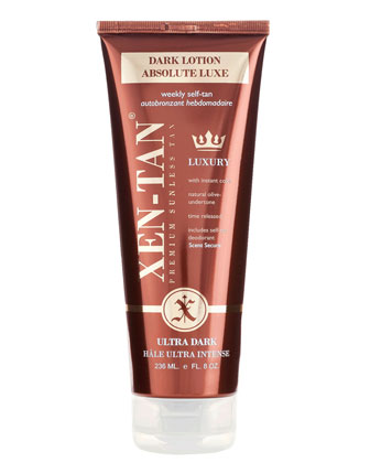 Dark Lotion Absolute Luxe