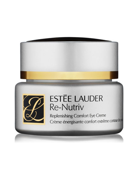Estee Lauder Re-Nutriv Replenishing Comfort Eye Crème, 0.5