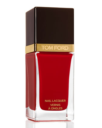 Nail Lacquer, Carnal Red NM Beauty Award Finalist 2014
