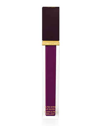Ultra Shine Lip Gloss, Wet Violet