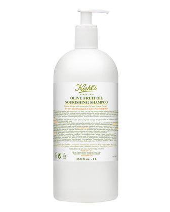 Olive Fruit Oil Shampoo, 1L