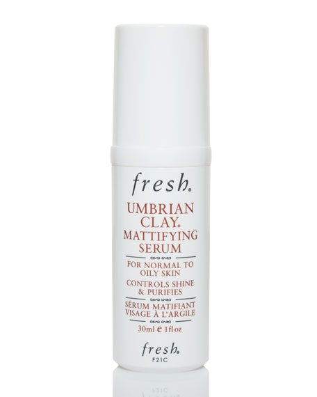 Fresh Umbrian Clay Mattifying Serum