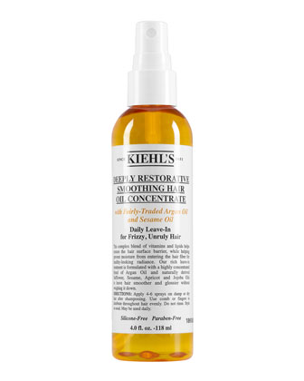 Deeply Restorative Hair Oil