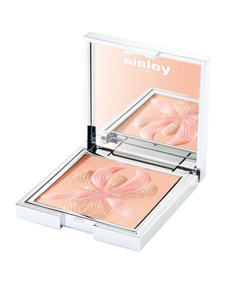 Sisley-Paris L'Orchidee Highlighting Blush