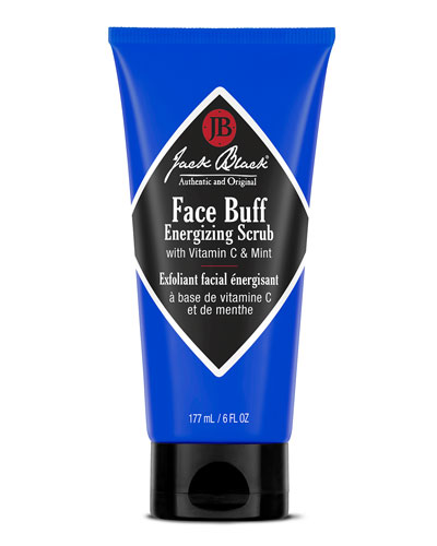 Jack Black Face Buff Energizing Scrub, 6 oz.