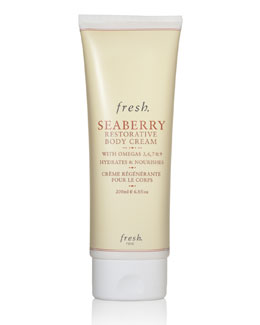 Fresh Seaberry Restorative Body Cream, 6.8oz