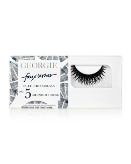 Winks by Georgie Midnight Muse Lashes