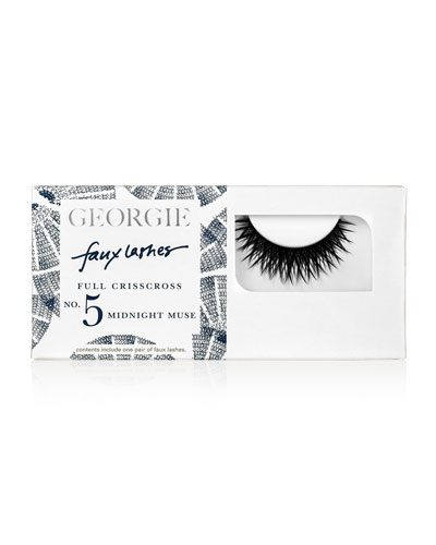 Georgie Beauty Midnight Muse Lashes