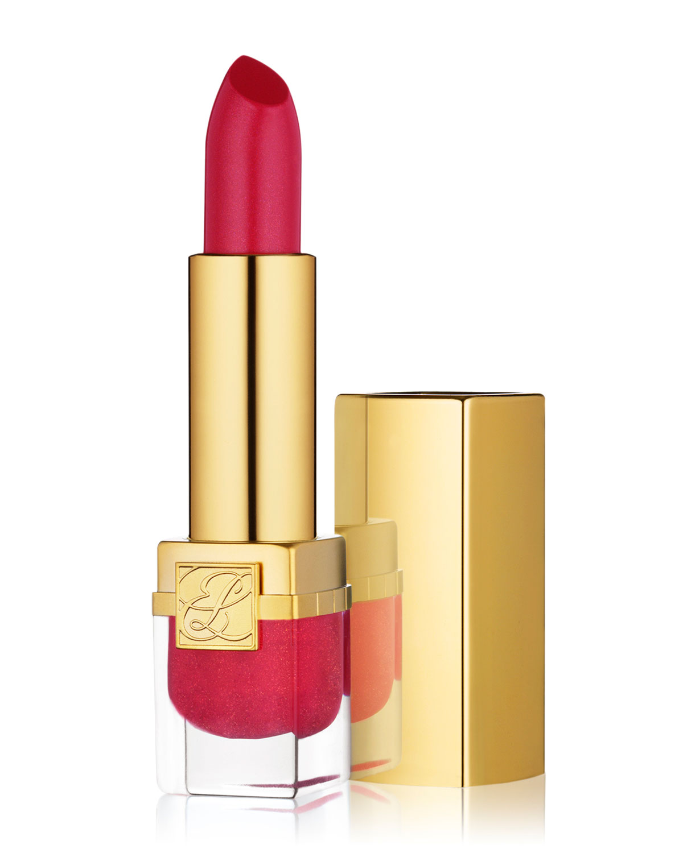 Pure Color Vivid Shine Lipstick, Pink Voltage - Estee Lauder