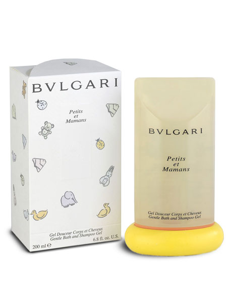 BVLGARI Baby Shampoo and Matching Items