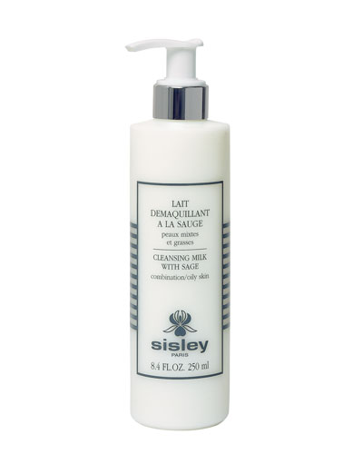 Sisley-Paris Cleansing Milk with Sage