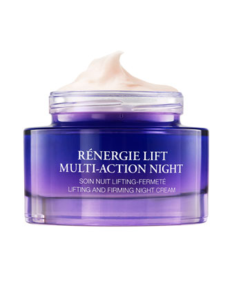 Renergie Lift Multi-Action Night Cream, 2.6 oz NM Beauty Award Finalist ...