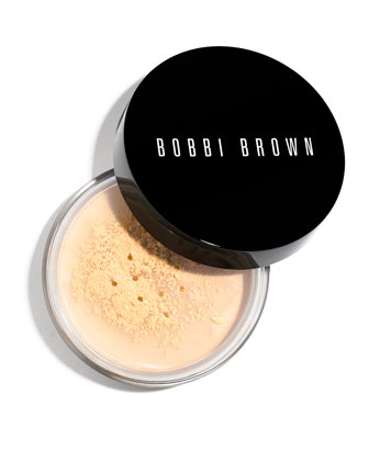 Sheer-Finish Loose Powder