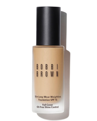 Long-Wear Even-Finish Foundation SPF15