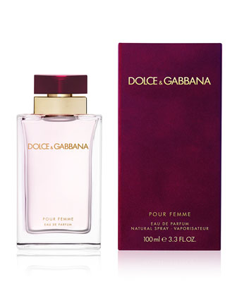 Dolce Pour Femme Eau De Parfum, 3.4 fl. oz.