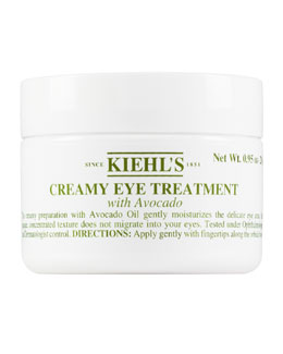Kiehl's Since 1851 Creamy Eye Treatment with Avocado, Large, 0.95 oz