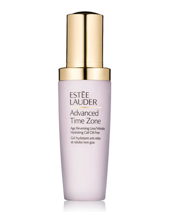 Advanced Time Zone Age Reversing Oil-Free Gel