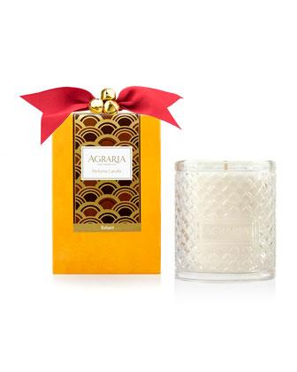 Balsam Woven Crystal Perfume Candle, 7 oz.