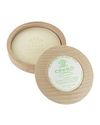 Green Irish Tweed Shaving Soap & Bowl